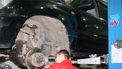 Передняя подвеска ГАЗ