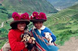 экскурсиями в Перу