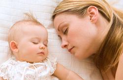 уложить ребенка спать