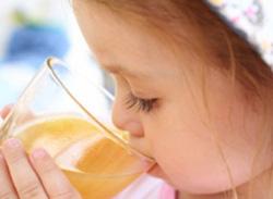 Соки в питании детей до 3-х лет